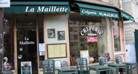 Image La Maillette - Restopolitan - Offre : Une galette + Une crêpe au choix à la Carte (Hors menu)