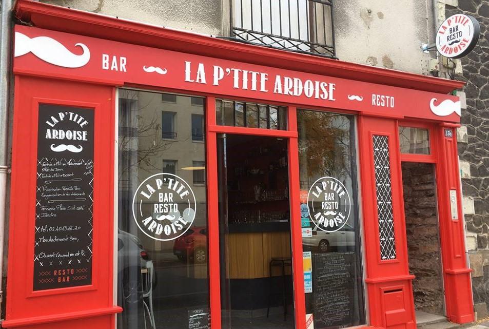 Image La P'tite Ardoise - Restopolitan - Offre à 11,50€ Entrée + Plat