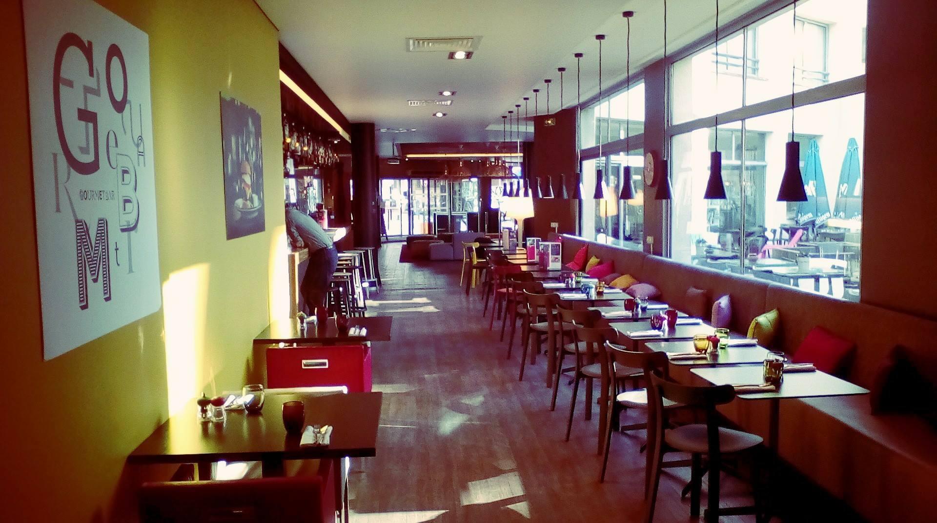 Image Le Gourmet bar - Restopolitan - Offre : Formule du jour : Plat du jour + café du jour