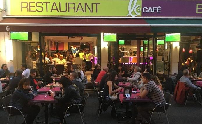 Image LC2 Café - Restopolitan - Offre : Entrée + Plat ou Plat + Dessert au choix à la Carte (hors menu)