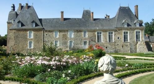 Image Jardin du château des Arcis