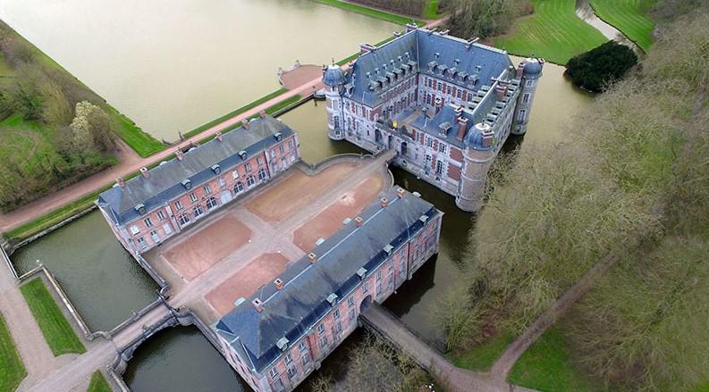 Image Parc du Château de Beloeil