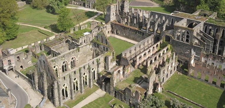 Image Abbaye de Villers