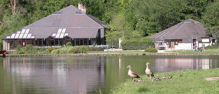 Image Domaine provincial du Bois des Rêves, parc de loisirs à Ottignies