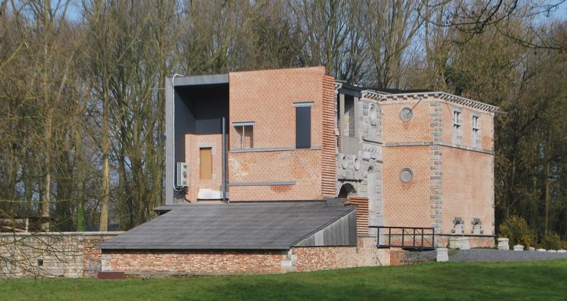 Image Parc du Château de Boussu