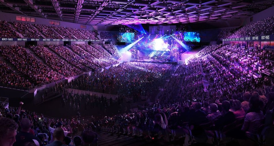 Image AccorHotels Arena