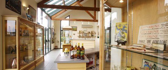 Image Espace Avèze - Maison de la Gentiane