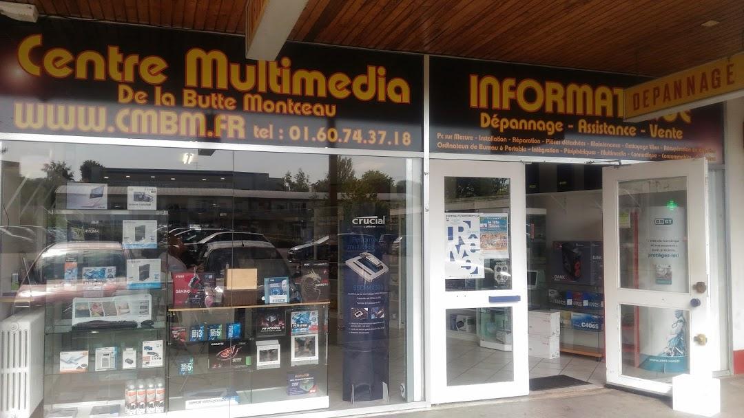 Image Centre Multimédia de la Butte Montceau