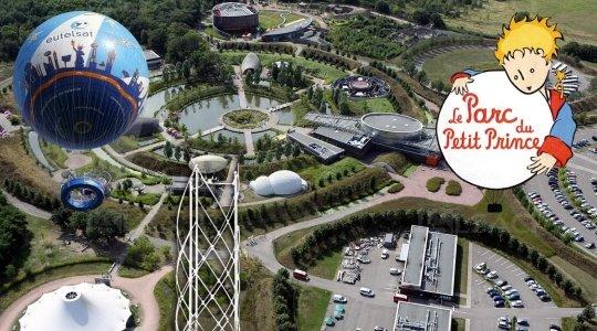 Image Le parc du Petit Prince