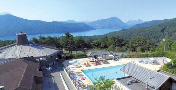 Image Vvf - Club Intense Le Lac de Serre-Ponçon