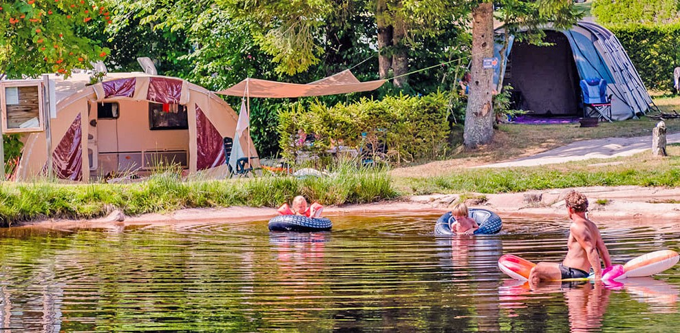 Image Flower camping - Camping La Sténiole