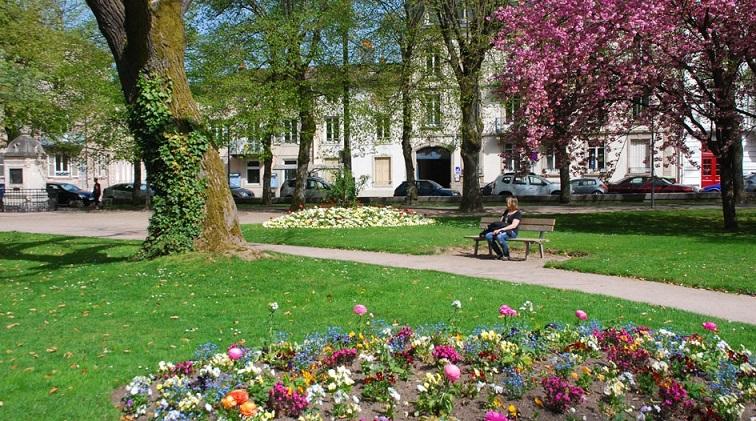 Image Parc floral du Cours