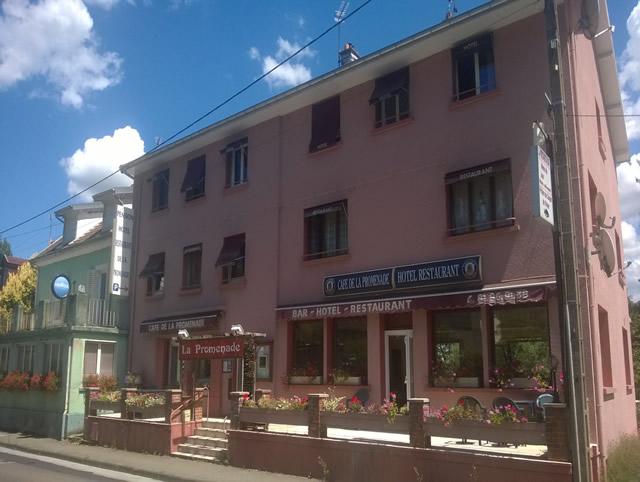 Image Hôtel restaurant La Promenade