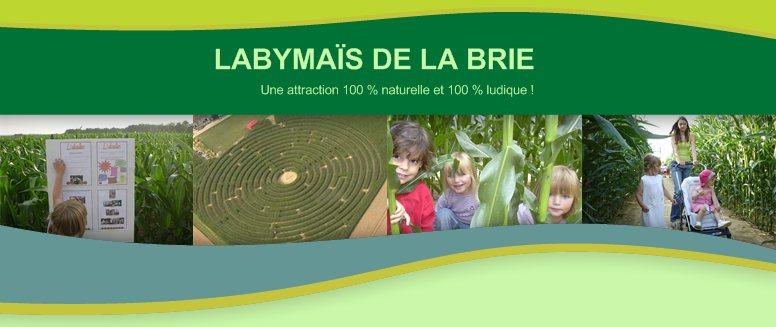 Image Labyrinthe Labymaïs de la Brie