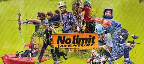 Image No Limit Aventure Nemours - Parcours aventure