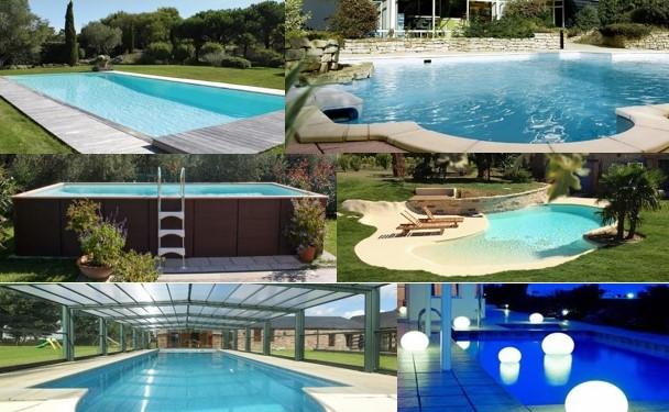 Publicité piscines