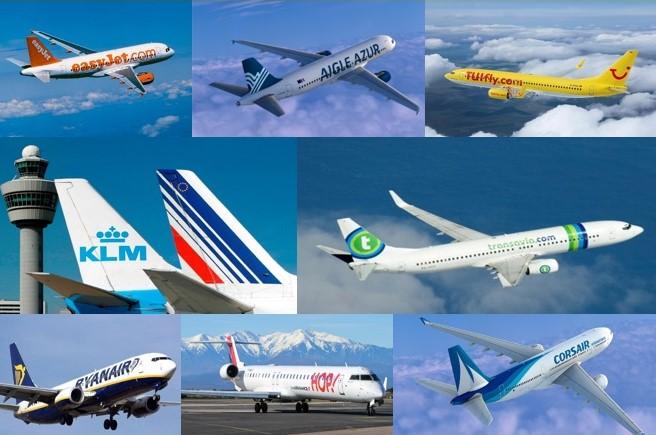 Toutes compagnies aériennes